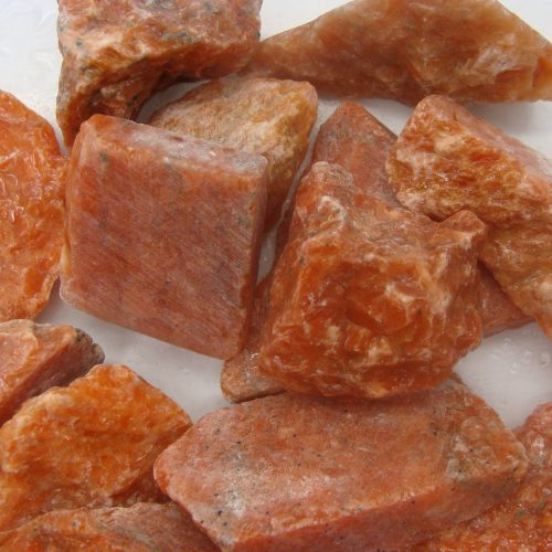 Crystals Shop Sydney Orange Calcite